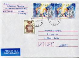 Postal History Cover: Poland Cover - 1944-.... Republic