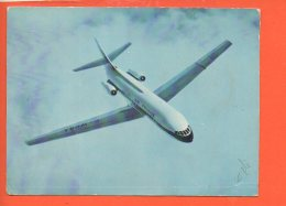 Avion - Caravelle D'Air France (pli) - 1946-....: Ere Moderne