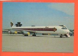 Avion - DC-8-63 THAI International - 1946-....: Ere Moderne