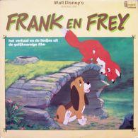 * LP *  WALT DISNEY'S FRANK EN FREY (Holland 1981) - Kinderen