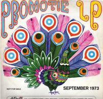 * LP *  PROMOTIE LP DURECO SEPTEMBER 1973 (Holland 1973 EX-!!!) - Compilaties