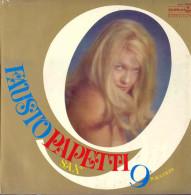 * LP *  FAUSTO PAPETTI - RACCOLTA 9a (Italy 1971 EX-!!!) - Instrumentaal