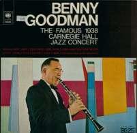 * 2LP *  BENNY GOODMAN - THE FAMOUS 1938 CARNEGIE HALL JAZZ CONCERT (Holland 1970 EX-!!!) - Jazz