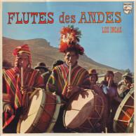 * LP *  LOS INCAS - FLUTES DES ANDES (France 1967 EX-!!!) - Wereldmuziek
