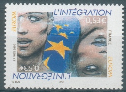 France, EUROPA 2006, Integration, 2006, MNH VF - France