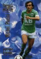 Carte Panini Football Premium St Etienne Michel Platini - Edizione Francese