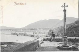 CASTELLAMARE (Italie) Vue Croix Animation - Castellammare Di Stabia