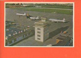 "Avion - Aéroport  - Miniatuurstad ""MADURODAM"" Den Haag (dimensions 14 X 9 Cm) - 1946-....: Ere Moderne"
