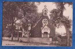 CPA - LION Sur MER - Le Temple - Série La Cote De Nacre - RARE - Francia