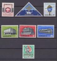 Jamaïque - Jamaica 1964 Lot De Timbres MLH * - Jamaique (1962-...)