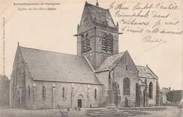 50 - SAINTE MERE EGLISE - Eglise De Ste Mère Eglise - Sainte Mère Eglise