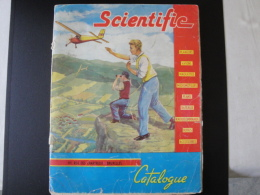 Catalogue Scientific 1956 Bon Etat - Catalogues