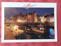 Dep 44 , Cpm LE CROISIC , Nuit Sur Le Port (04.1035) - Le Croisic