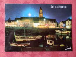 Dep 44 , Cpm LE CROISIC , Les Quais Et L'église De Nuit  (04.1043) - Le Croisic