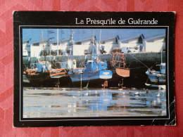 Dep 44 , Cpm  La Presqu'ile De GUERANDE , RB. 1805 , Marée Basse Au CROISIC  (04.1045) - Le Croisic