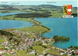 Autriche.. Mattsee.. Belle Vue Du Village - Autres
