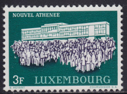 4853. Luxembourg 1964 Athénée De Luxembourg, MNH (**) Michel 699 - Luxembourg