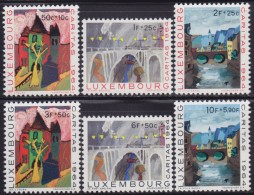 4856. Luxembourg 1964 Charity - Caritas, MNH (**) Michel 703-708 - Luxembourg