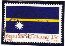 Nauru 1969 Independence Flag - Fine Used & MH - Nauru