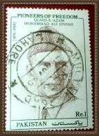 PAKISTAN USED STAMPS ( ROUND CANCELLATION) - Tajikistan