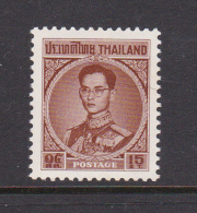 Thailand SG 478 1963 King Bhumibol 15 Satangs Brown MNH - Thailand