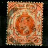 Hong Kong Scott N° 136.oblitérés - Hong Kong (...-1997)