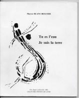 Maryse Blanc Beguier ,salon Des Poetes 1992 - Poésie