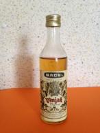 Mignonette BADEL  - Vinjak   (produce Of Yugoslavia) - Autres Bouteilles