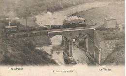 Trois-ponts  Train - Trois-Ponts