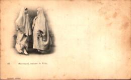 Algérie - Mauresques, Costume De Ville - Women