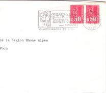 FRANCE  VUILLARD DE LANS 1974 (SET160090) - Inverno