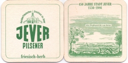 #D115-244 Viltje Jever - Bierviltjes