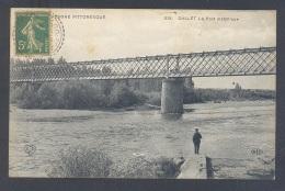 PUY DE DOME 63 DALLET Le Pont Metallique - Other Municipalities