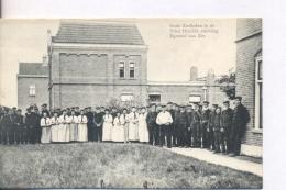 Egmond Aan Zee - Oude Zeelieden - 1910 - Egmond Aan Zee