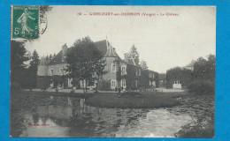 GIRECOURT-sur-DURBION     Le Château       écrite En 1911 - Sonstige Gemeinden