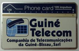 GUINEA-BISSAU - L&G - 408A - 1994 - 120 Units - Used - Guinée-Bissau
