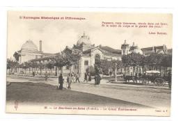 § PROMO § 63 - LA BOURBOULE LES BAINS Le Grand Etablissement Animée - La Bourboule