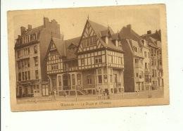 Westende La Digue Et L'avenue - Westende