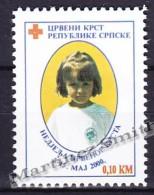 Bosnia Herzegovina - Serbia 2000 Beneficience Yvert 6, Red Cross - MNH - Bosnie-Herzegovine