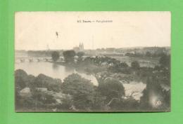 CPA FRANCE  37  ~  TOURS  ~  163  Vue Générale  ( Grand Bazar 1906 ) - Tours