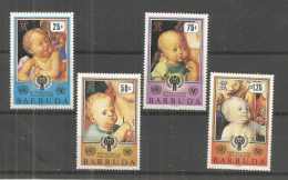 262n * BARBUDA * JAHR DES KINDES * POSTFRISCH ** !! - Antigua Und Barbuda (1981-...)