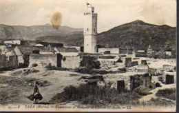 4 Taza - Panorama Et Mosquée De Djama-el-souk - Autres