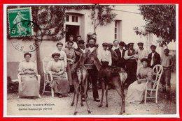 61 - SAINTE GAUBURGE --  Collection Trravers Mllien - France