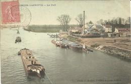 012   78   MAISONS LAFFITTE  Le Port   Maisons Laffitte - Maisons-Laffitte