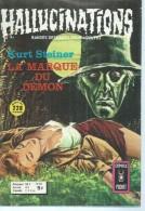 HALLUCINATIONS   N° 52  - Kurt STEINER  - AREDIT 1975 - Hallucination