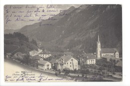 15506 - Montbovon Vallée De La Gruyère - FR Fribourg