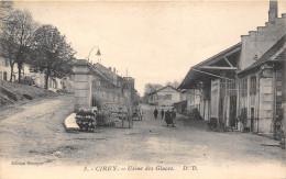 54- CIREY- USINE DES GLACES - Cirey Sur Vezouze
