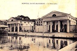 83 / HOPITAL SAINT MANDRIER / LE DEBARCADERE - Saint-Mandrier-sur-Mer