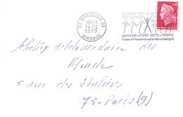 FRANCE BORDEAUX GIRONDE 1970 (SET160112) - Vegetazione