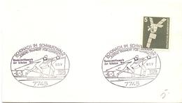 GRMANY BUNDESPOST  1978 SCHONACH IM SCHWARZWALD  (SET160113) - Skiing